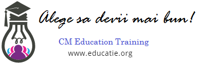 logo cu slogan si site